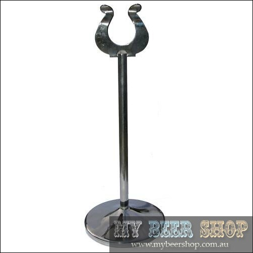 "8"" HEAVY DUTY RESTAURANT TABLE NO. MENU LABEL HOLDER"
