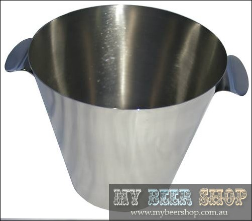 STAINLESS STEEL CHAMPAGNE WINE BUCKET RESTAURANT BAR