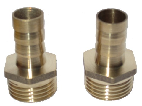 SPARE SET OF 12mm BARBS FOR BEER FILTER