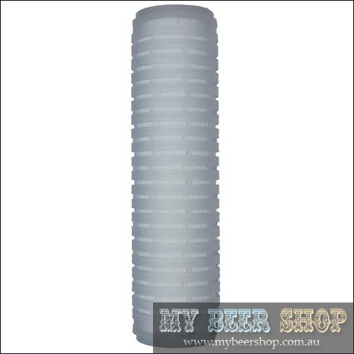 REPLACEMENT CARTRIDGE FOR BEER FILTER 10 MICRON