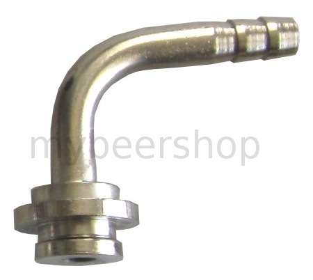 6 - 7mm ANGLED BARB TO SUIT TAPS/KEG COUPLERS