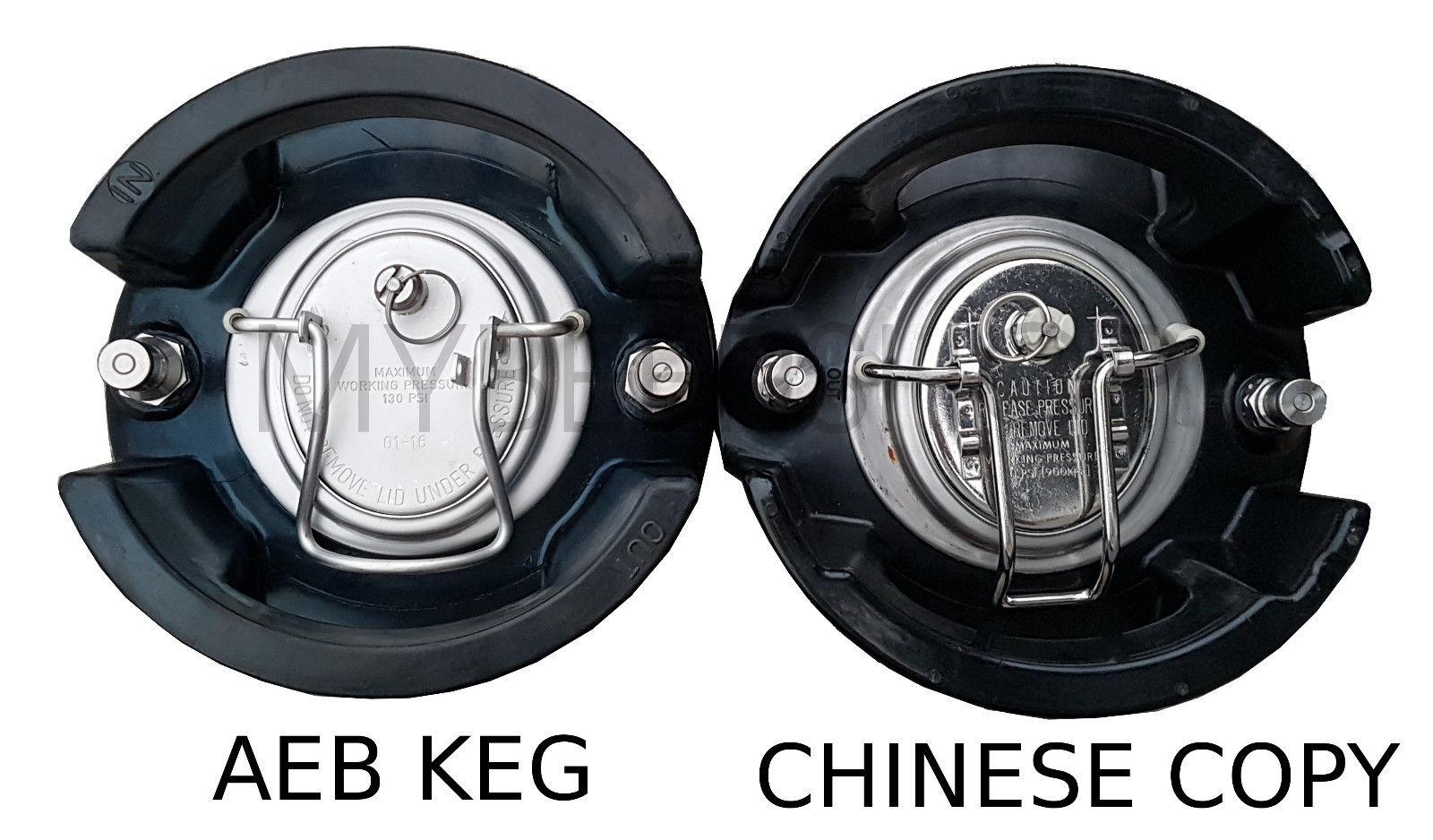 Basic Ball Lock Homebrew Kegging Kit with 3 Gallon